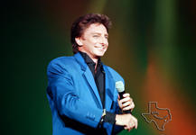 Barry Manilow - Aug 8, 1993 at The Woodlands Pavilion
