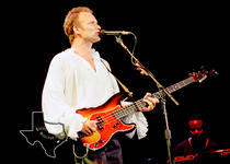 Sting - May 24, 1993 at The Woodlands Pavilion