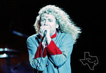 Robert Plant - Oct 29, 1993 at The Woodlands Pavilion