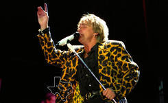Rod Stewart - Oct 1, 1993 at Starwood Amphitheatre, Nashville, Tennessee