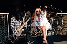 Vince Neil - Aug 6, 1993 at The Woodlands Pavilion