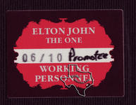 Elton John - Oct 6, 1993 at Baton Rouge, Louisiana