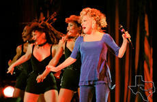 Bette Midler - Jun 22, 1994 at The Woodlands Pavilion