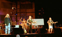 Crosby Stills and Nash (& Young), CSN&Y, CSN, Crosby / Nash - Jun 12, 1994 at The Woodlands Pavilion