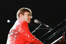 Billy Joel and Elton John - Aug 16, 1994 at The Alamodome, San Antonio, Texas