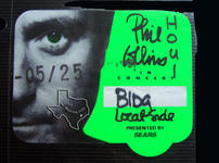 Phil Collins - May 25, 1994 at The Woodlands Pavilion