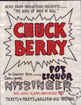 Chuck Berry - Jun 16, 1973 at Hofheinz Pavilion