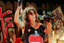 Alice Cooper - Sep 29, 1996 at The Woodlands Pavilion