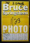 Bruce Springsteen - Jan 23, 1996 at Jones Hall
