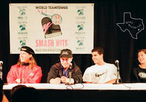 Elton John & Billie Jean King Smash Hits Tennis - Sep 12, 1996 at The Summit