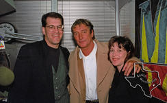 Rod Stewart (also see Faces) - Dec 3, 1996 at KHMX