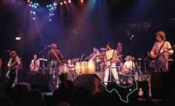ARMS Tour (Beck, Clapton, Page, Cocker, Wyman, Lane & Rodgers) - Nov 28, 1983 at Dallas Reunion Arena