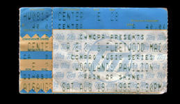 REO Speedwagon - Aug 19, 1995 at The Woodlands Pavilion