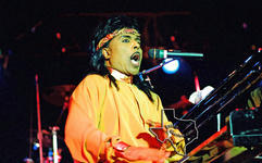 Little Richard - Dec 31, 1998 at Houston, Texas
