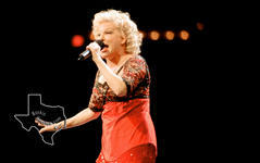 Bette Midler - Nov 30, 1999 at The Compaq Center, Houston, Texas