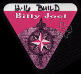 Billy Joel - Dec 16, 1999 at The Compaq Center, Houston, Texas