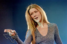 Celine Dion - Apr 11, 1999 at The Compaq Center, Houston, Texas