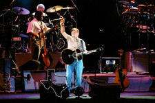 Paul Simon - Sep 17, 1999 at The Woodlands Pavilion