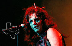 Alice Cooper - Sep 25, 2000 at Aerial Theater