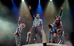 Backstreet Boys - Feb 28, 2000 at The Compaq Center, Houston, Texas