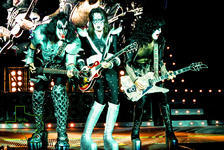 Kiss - Aug 22, 2000 at The Woodlands Pavilion
