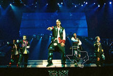 NSYNC - May 30, 2000 at The Compaq Center, Houston, Texas