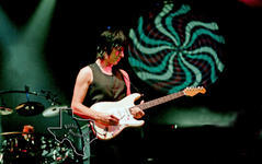 Jeff Beck - Mar 1, 2001 at Aerial Theater