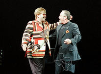 Billy Joel and Elton John - Apr 17, 2001 at New Orleans