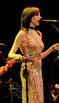 PJ Harvey - Apr 2, 2001 at The Compaq Center, Houston, Texas