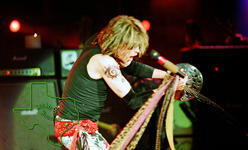 Aerosmith - Oct 30, 2002 at The Woodlands Pavilion