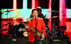 Paul McCartney - Oct 13, 2002 at The Compaq Center, Houston, Texas