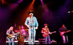 Billy Joe Shaver - Feb 21, 2004 at Toyota Center