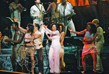 Gloria Estefan - Aug 8, 2004 at Toyota Center