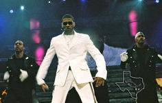 Usher - Aug 13, 2004 at Toyota Center
