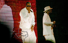 Jay-Z & R. Kelly - Oct 15, 2004 at Toyota Center