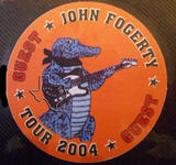 John Fogerty - Aug 8, 2004 at Verizon Wireless Theater