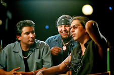 Los Lonely Boys - Sep 17, 2004 at Zilker Park, Austin, Texas
