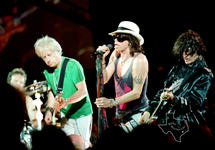 Aerosmith - Jun 4, 2004 at The Woodlands Pavilion
