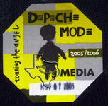 Depeche Mode - Nov 7, 2005 at Toyota Center