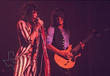 Aerosmith - Jul 24, 1975 at Houston Music Hall