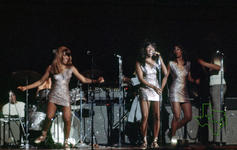Tina Turner - Jul 31, 1971 at Sam Houston Coliseum