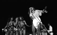 Tina Turner - Jul 7, 1972 at Houston Astrodome