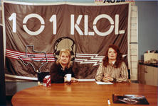 Ozzy Osbourne - Feb 17, 1984 at KLOL Radio