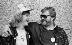 Nilsson - Nov 28, 1982 at Westin Galleria Hotel, Houston, Texas