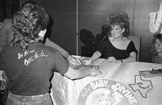 Bette Midler - 1983 at Houston, Texas