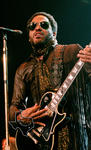 Lenny Kravitz - Jan 23, 2006 at Toyota Center