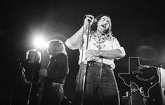 Commander Cody & His Lost Planet Airmen - Aug 3, 1975 at Hofheinz Pavilion
