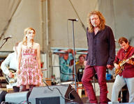 Allison Krauss & Robert Plant - Apr 25, 2008 at New Orleans