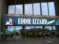 Eddie Izzard - Jun 10, 2008 at Jones Hall