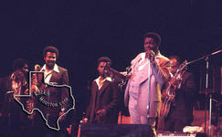 BB King - Jul 2, 1976 at Houston Astrodome